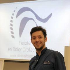 Alvaro Parra, Director Formacion Orofacial